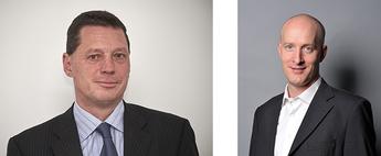 Peter Altes und Dr. Matthias Jöst