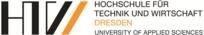 Hochschule für Technik und Wirtschaft Dresden